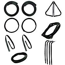 CWK 2111 67 Weatherstrip Kit, Kit