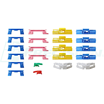 PCK-802-95 Molding Clip - Direct Fit, Set of 22