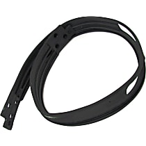 Precision Parts CS 6110 52 Hood and Trunk Weatherstrip Seal - Sold individually