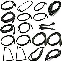 CWK 244 A Weatherstrip Kit, Kit