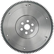 Perfection Clutch 50-204 Flywheel - Gray Iron, Direct Fit, Sold individually