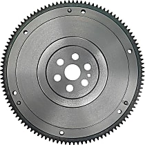 Perfection Clutch 50-205 Flywheel - Gray Iron, Direct Fit, Sold individually