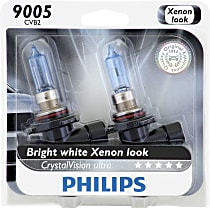 9005CVB2 CrystalVision Ultra Headlight 9005