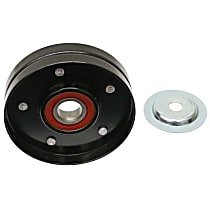 21342184 Drive Belt Tensioner Pulley (Smooth) - Replaces OE Number 51-72-184