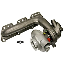 23340711 Turbocharger with Exhaust Manifold - Replaces OE Number 90-490-711
