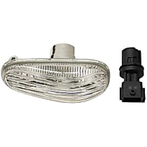 34345743 Side Marker Light (White) - Replaces OE Number 12-777-318