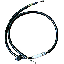 55345789 Parking Brake Cable - Replaces OE Number 41-05-789