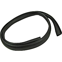 Precision Parts 66321 E4100 Hood and Trunk Weatherstrip Seal - Sold individually