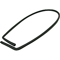 76910 N3000 Hood and Trunk Seal - Sold individually
