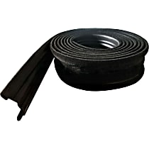 Weatherstrip Seal - Glass Weatherstrip, Universal, Sold individually