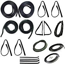 CWK 2110 77 Weatherstrip Kit, Kit