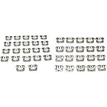 MCK-1211-68 Molding Clip - Direct Fit, Set of 2