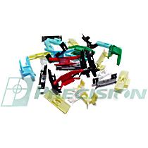 PCK-2358-03 Molding Clip - Direct Fit, Set of 22