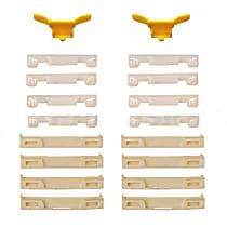 PCK-2501-05 Molding Clip - Direct Fit, Kit
