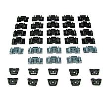 PCK-430-82 Molding Clip - Direct Fit, Set of 38