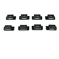 Molding Clip - Direct Fit, Set of 8