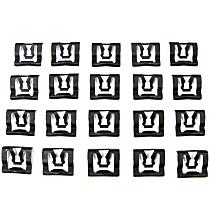 PCK-654-64 Molding Clip - Direct Fit, Set of 20