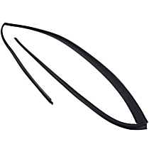 Precision Parts WFS F2504 Windshield Molding - Direct Fit, Sold individually