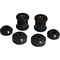 13-901-BL Shock Bushing - Black, Polyurethane, Direct Fit, Set of 8