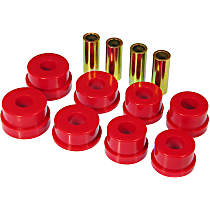 14-103 Subframe Bushing - Red, Polyurethane, Direct Fit, Set of 8