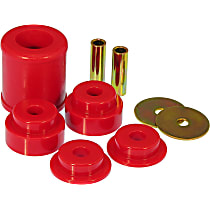 14-1603 Differential Carrier Bushing - Red, Polyurethane, Direct Fit