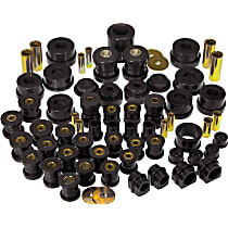 14-2007-BL Master Bushing Kit - Black, Polyurethane, Direct Fit, Kit