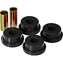 18-1202-BL Strut Rod Bushing - Black, Polyurethane, Direct Fit, Set of 4