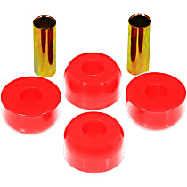 18-1203 Strut Rod Bushing - Red, Polyurethane, Direct Fit, Set of 4
