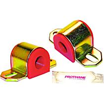 Sway Bar Bushing - Polyurethane, Direct Fit, Kit Rear