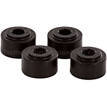 Sway Bar Link Bushing - Black, Polyurethane, Universal, Set of 4