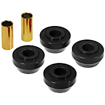4-1202-BL Strut Rod Bushing - Black, Polyurethane, Direct Fit, Set of 4