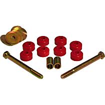 4-401 Sway Bar Link Bushing - Red, Polyurethane, Direct Fit, Set of 8