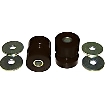 6-1609-BL Differential Carrier Bushing - Black, Polyurethane, Direct Fit