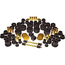 7-2047-BL Master Bushing Kit - Black, Polyurethane, Direct Fit, Kit