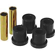 7-802-BL Shackle Bushing - Black, Polyurethane, Direct Fit