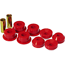 8-901 Shock Bushing - Red, Polyurethane, Direct Fit, Set of 8