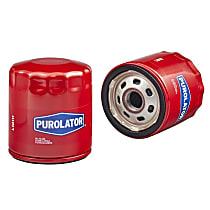 Oil Filter - Spin-on, Direct Fit, Sold individually