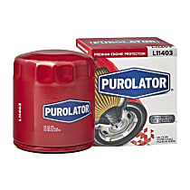 L11403 Oil Filter - Spin-on, Direct Fit, Sold individually