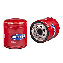 L12222 Oil Filter - Spin-on, Direct Fit, Sold individually