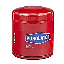 L14006 Oil Filter - Spin-on, Direct Fit, Sold individually