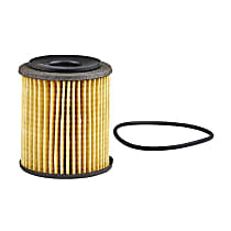 L15465 Oil Filter - Cartridge, Direct Fit, Sold individually