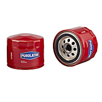 L17019 Oil Filter - Spin-on, Direct Fit, Sold individually