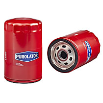 L24011 Oil Filter - Spin-on, Direct Fit, Sold individually
