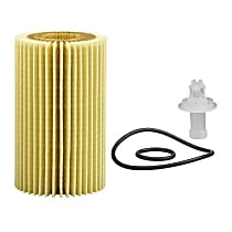 Purolator L25702 Oil Filter - Cartridge, Direct Fit, Sold individually