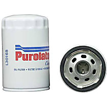 L30165 Oil Filter - Spin-on, Direct Fit, Sold individually