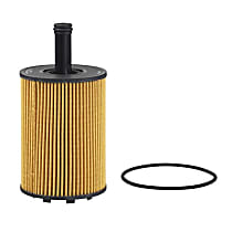L38113 Oil Filter - Cartridge, Direct Fit, Sold individually