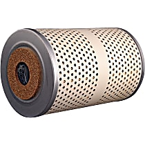 L40124 Oil Filter - Cartridge, Direct Fit, Sold individually