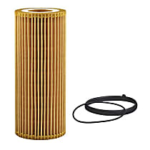 L45598 Oil Filter - Cartridge, Direct Fit, Sold individually