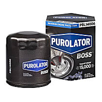 PBL14006 Oil Filter - Spin-on, Direct Fit, Sold individually
