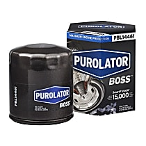 PBL14461 Oil Filter - Spin-on, Direct Fit, Sold individually